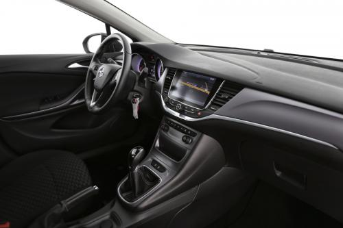 OPEL Astra 1.0 TURBO 5D EDITION + A/T + GPS + AIRCO + CRUISE + ALU 16