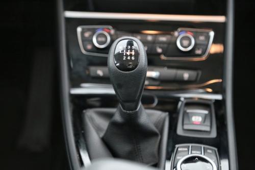 BMW 218 GRAN TOURER I + LEDER + GPS + AIRCO + ALU 16 + CAMERA