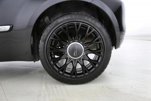 FIAT 500 LOUNGE 1.2 + NAVI + CRUISE + PANO DAK +  ALU 16 + PDC
