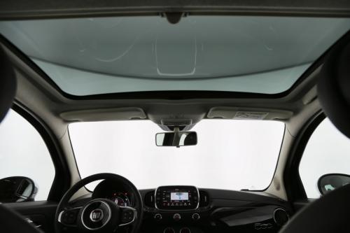FIAT 500 LOUNGE 1.2 + GPS + CRUISE + PANO DAK + PDC + ALU 16