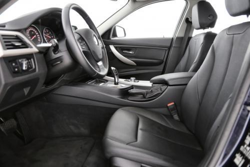 BMW 318 DA TOURING + GPS + LEDER + AIRCO + PDC + ALU 16