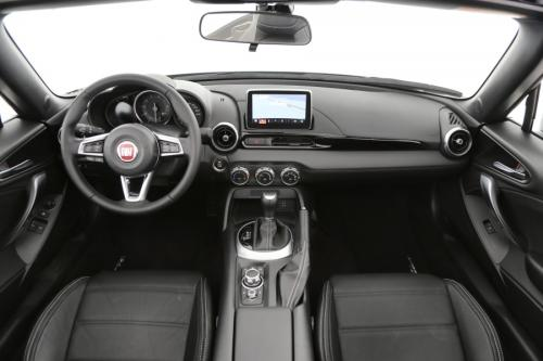 FIAT 124 Spider 1.4 MULTI AIR LUSSO A/T + LEDER + GPS + CAMERA + PDC + ALU 17