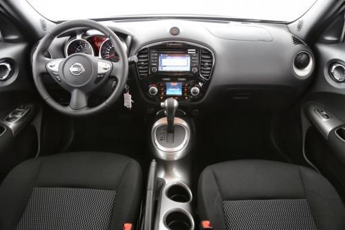 NISSAN Juke 1.6 I + AUTOMAAT + GPS + AIRCO + CAMERA + ALU 17