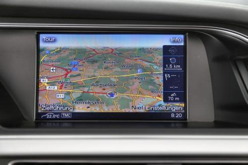 AUDI A5 2.0 TDI CABRIO S-LINE + LEDER + GPS + PDC + ALU 18