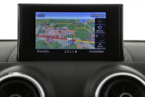 AUDI A3 LIMOUSINE 1.6 TDI + HALF LEDER + GPS + PDC + ALU 16