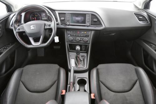 SEAT Leon 2.0 TDI + A/T + GPS + CRUISE + PDC + ALU 18 + LICHTE VRACHT