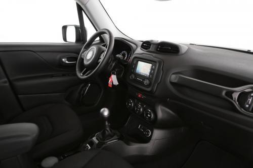 JEEP Renegade 1.6 + GPS + AIRCO + CRUISE + PDC + ALU 18