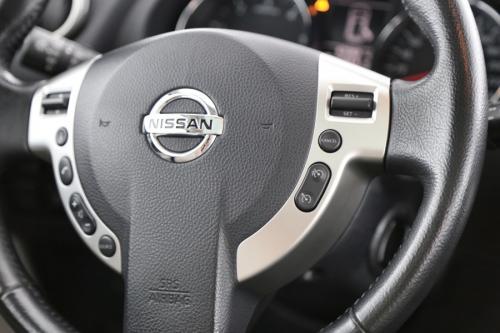 NISSAN Qashqai 1.5 dci + LEDER + GPS + PANO DAK + CAMERA + ALU 18
