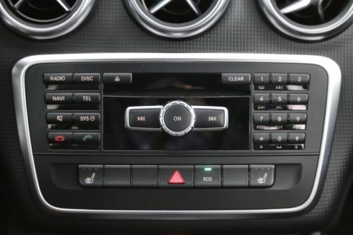 MERCEDES-BENZ A 180 STYLE CDI + HALF LEDER + GPS + AIRCO  + ALU 16