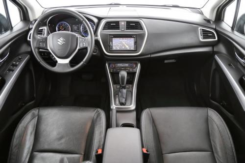 SUZUKI SX4 S-Cross 1.6 I GRAND LUXE +A/T+LEDER+GPS+PANO+CAMERA