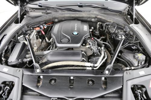 BMW 520 DA TOURING + LEDER + GPS PROF + PDC + CAMERA + ALU 18