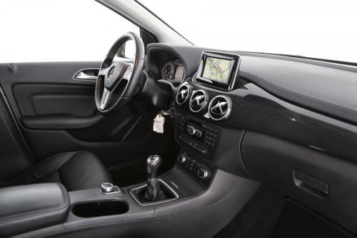 MERCEDES-BENZ B 180 CDI + LEDER + GPS + AIRCO + CRUISE