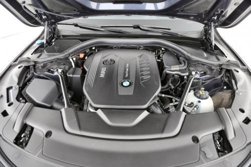 BMW 730 DA LIMOUSINE + GPS + LEDER + CAMERA + ALU 19 + TREKHAAK