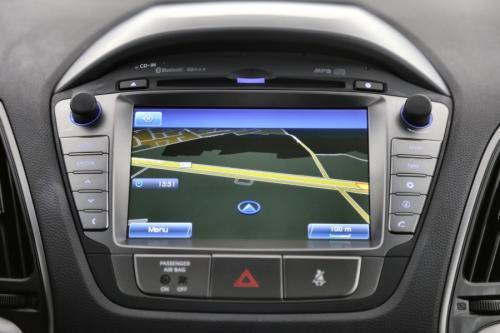 HYUNDAI iX35 1.6 GDI + GPS + AIRCO + CRUISE + PDC + CAMERA + ALU 17