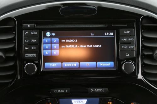 NISSAN Juke 1.2 I + GPS + AIRCO + CRUISE + AVM + PDC + ALU 18