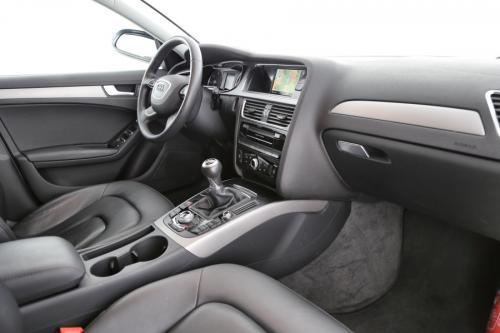 AUDI A4 2.0 TDI AVANT ULTRA +LEDER +GPS +AIRCO +CRUISE +PDC +ALU 16