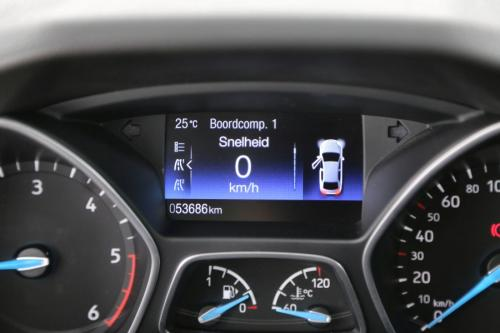 FORD Focus CLIPPER BUSINESS CLASS 1.5 CDI + GPS + AIRCO + CRUISE