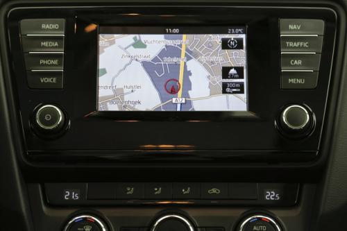 SKODA Octavia GREENTEC 1.6 TDI + GPS + AIRCO + CRUISE + PDC