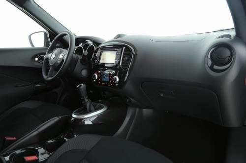 NISSAN Juke 1.5 DCI CONNECTA + GPS + CRUISE + CAMERA + ALU