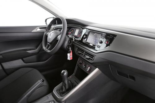 VOLKSWAGEN Polo 1.0 COMFORTLINE + LED COMING HOME + AIRCO + FRONT ASSIST