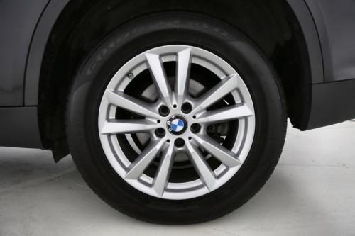 BMW X5 DA SDRIVE 25d + GPS + LEDER + CRUISE + PDC + XENON + ALU 18