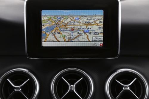 MERCEDES-BENZ A 160 URBAN CDI + GPS + AIRCO + CRUISE + PDC + ALU 17