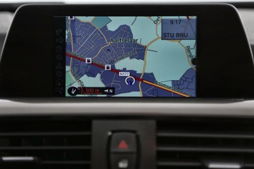 BMW 318 TOURING D + GPS + LEDER + AIRCO + CRUISE + PDC + ALU 16