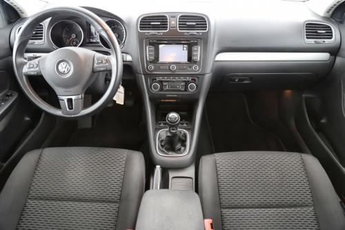 VOLKSWAGEN Golf Variant BLUEMOTION 1.6 TDI + GPS +PDC +TREKHAAK