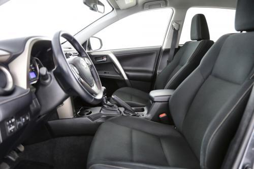 TOYOTA RAV4 2.0 D + GPS + CRUISE + CAMERA + ALU 17