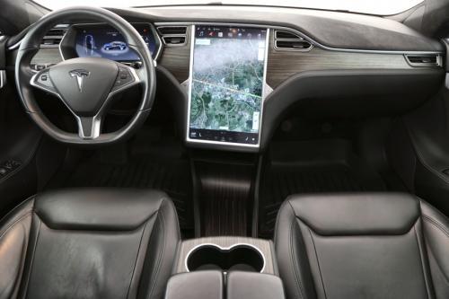 TESLA Model S 90 AUTOPILOT + A/T + GPS + LEDER +CAMERA + PDC +PANO
