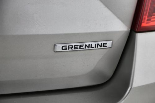 SKODA Octavia COMBI GREENLINE 1.6 TDI +GPS+CRUISE+PDC+TREKHAAK