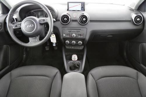 AUDI A1 SPORTBACK ATTRACTION 1.6TDI + GPS + AIRCO + PDC + ALU