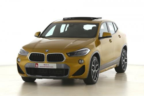 BMW X2 xDrive20d M Sport X | Sport Automatic | Navigation Plus | Camera | Panorama Glass Roof | Harman Kardon| Seat Ajust. Electric | Head-Up | Active Cruise Control | Wireless Charging