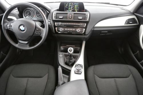 BMW 116 D EFFiCIENT DYNAMICS + GPS + CRUISE + PDC + ALU 16