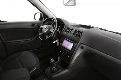 SKODA YETI GREENLINE 1.6 TDI + GPS + AIRCO + CAMERA