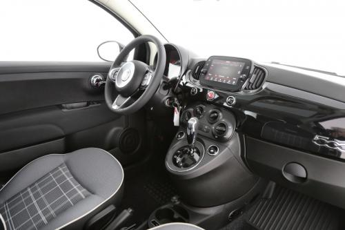 FIAT 500 1.2i LOUNGE + A/T + AIRCO + CRUISE + PDC + PANO DAK