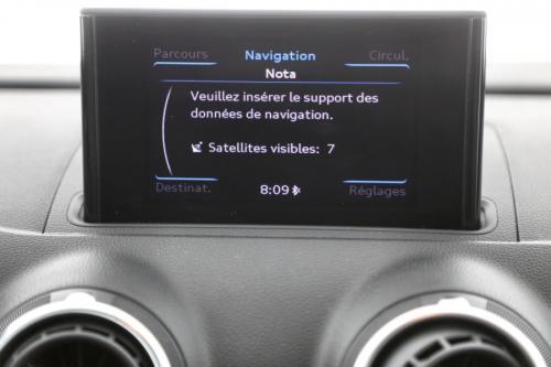 AUDI A3 SPORTBACK AMBITION 1.6 TDI + GPS + CRUISE + PDC + ALU 17