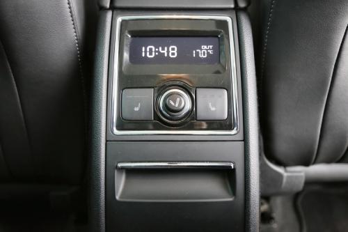 SKODA Superb COMBI GREENLINE 1.6 TDI +GPS+LEDER + PDC+TREKHAAK