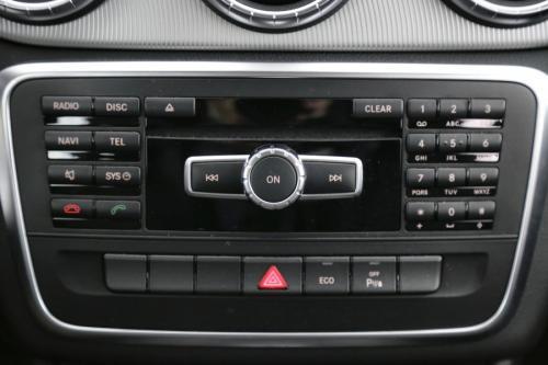 MERCEDES-BENZ CLA 180 URBAN CDI + GPS+ LEDER+AIRCO + PDC+ ALU 18