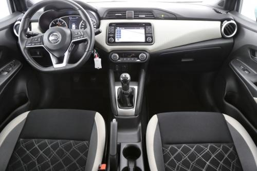 NISSAN NEW MICRA DCI 90 N-CONNECTA + NAVI + CAMERA + CRUISE + PDC + ALU 16