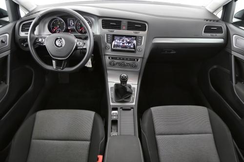 VOLKSWAGEN Golf TRENDLINE 1.6 TDI + GPS + AIRCO + CRUISE + PDC