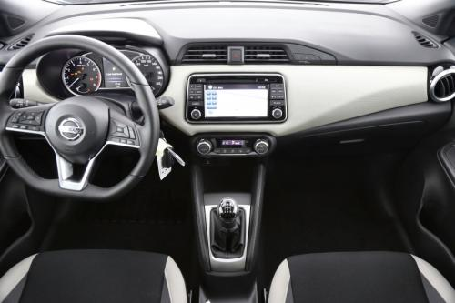 NISSAN NEW MICRA N-Connecta  IG-T 90 5MT + GPS + AIRCO + CRUISE + PDC + CAMERA + ALU 16