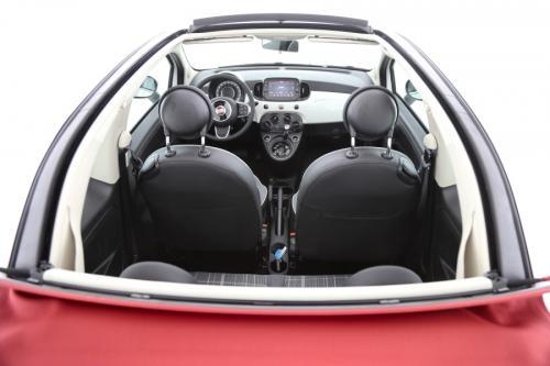 FIAT 500C 1.2 LOUNGE + DUALOGIC + UCONNECT GPS + APPLECARPLAY + AIRCO + PDC