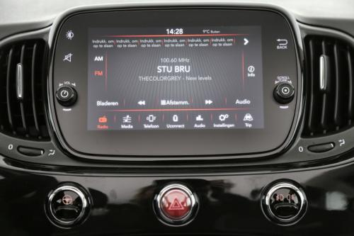 FIAT 500C 1.2 LOUNGE + DUALOGIC + UCONNECT GPS + APPLECARPLAY + AIRCO + PDC