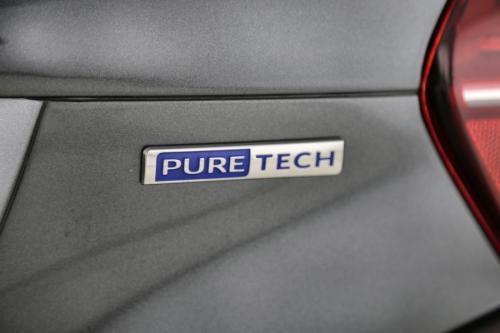 PEUGEOT 208 STYLE 1.2i + GPS + AIRCO + CRUISE + PDC + ALU 16