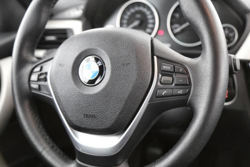 BMW 320 D EFFICIENT DYNAMICS + GPS + CRUISE + PDC + ALU 16