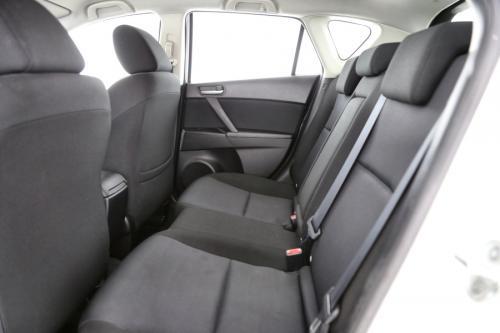 MAZDA 3 1.6D + GPS + CRUISE + AUTO AIRCO + ALU