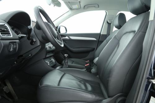 AUDI Q3 2.0 TDI + GPS + LEDER + AIRCO + ALU