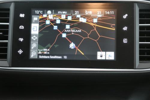 PEUGEOT 308 ACTIVE 1.6 e-HDI STT + GPS + AIRCO + CRUISE + PDC + ALU 16