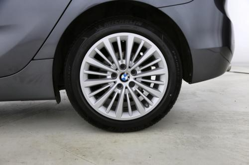 BMW 218 d ACTIVE TOURER + GPS + LEDER + CRUISE + ALU 17 + TREKHAAK